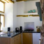 Keuken Gite 1 Mas du Midi
